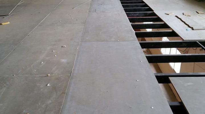 Tấm sàn bê tông nhẹ cemboard