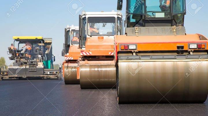 Thi công thảm bê tông mặt đường
