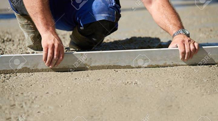 Quy trình thi công vữa cán nền