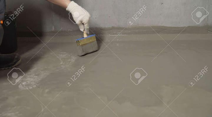 Chống thấm sàn bê tông bằng Sika